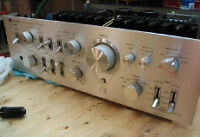 OPTONICA SM-4646 STEREO INTERGATED 2 CHANNEL AMP 90 WATTSX2