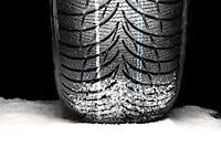 FREE Delivery ! Brand NEW 235/65R17 Winter Tires + $$ Rebate