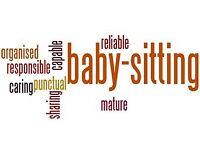24/7 babysitter