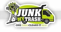Juz Junk Haulin & Deliveries . . . . Text/Call 306-400-3895