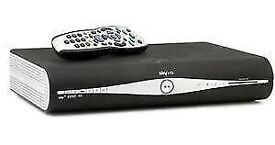 2 sky hd boxes and a remote