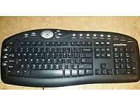 keyboardfor PC good condition priced to clear buyer collects