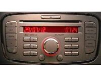 Ford 6000 CD/ Audio System