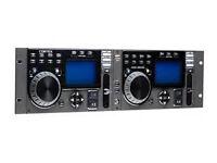 Cortex HDC-3000 DJ USB MP3 Controller Twin Deck