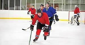 Tuesday & Thursday shinny hockey $60/month
