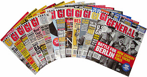 Armchair General Magazine Collection 2006-2014 [ship]-KN