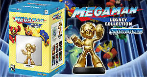 Mega Man Legacy Collection Collector's Edition (3DS)