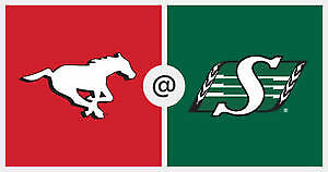 2 Ticket for the Rider / Stamps Aug 19 game