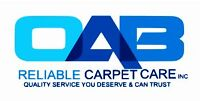 OAB Carpet Cleaning - Great SPECIALS - Quality Workmanship!