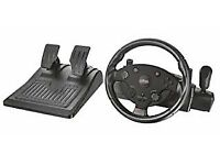 Trust GXT 288 Steering Wheel (Almost New)