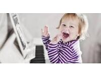Piano lessons/ in- house/ Kingston/ Ham
