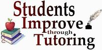 Ontario Certified Teacher available for tutoring
