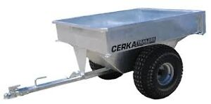 Cerka Galvanized Bush Buggy