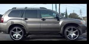 2011 Mitsubishi Endeavor Cuir noir ***Garantie exp. Nov 2021***
