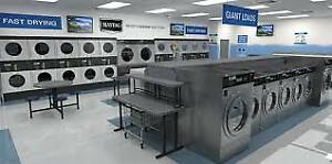 Coin-op Laundromat washer and dryers repair, great price