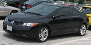 2007 Honda Civic Body Style: CPE 2Dr