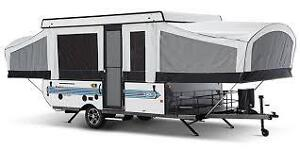 Wanted to rent a camper/trailer for Aug 3-7 2 respectful adults