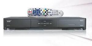 Bell HD Satellite receivers and dishes