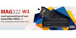 IPTV BOX AND SUBSCRIPTION