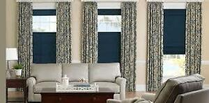 curtains , drapes, and blinds installation Cambridge Kitchener Area image 2
