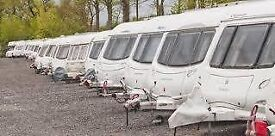 Caravan Storage in South East and Kent