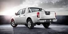 2012 Nissan Navara 25th Anniversary D40 City North Canberra Preview
