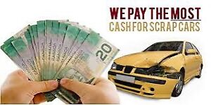 Paying up to $1000 for your unwanted vehicles running or not $$
