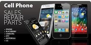 CELL PHONE REPAIRS AND UNLOCKING BEST PRICE IN TOWN(TOUCH CELL)