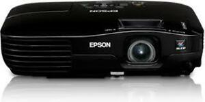Epson EX5200 Projector with screen and mount