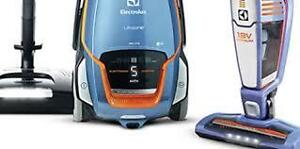 Electrolux Vacuums and Central Vacuums
