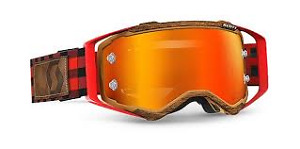 LIMITED EDITION MX GOGGLE FROM SCOTT. THE ORIGINAL LOGGER