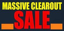 Massive garage sale this weekend 30/1/16  31/1/16 9AM TO 7pm Armadale Armadale Area Preview