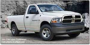 Looking for single cab ram truck