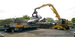 SCRAP CAR $300 TO $5000 FREE PICK UP ALL OVER GTA CALL NOW