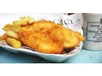 Kitchen Porter for new Fish and Chips restaurant in Camberwell, London. Full time or part time.