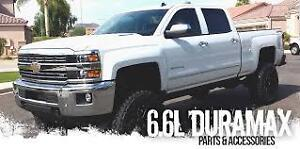 2011 - 2016 Chevy / GMC Duramax 6.6L Oil & Filter Package