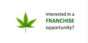 Business Opportunity for Cannabis Retail Franchise