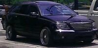 2005 Chrysler Pacifica Cuir Familiale