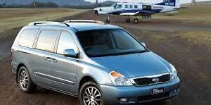 2010 Kia Carnival Wagon Banks Tuggeranong Preview