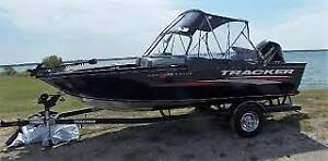 Wanted BIMINI TOP for a 2015 Tracker Pro Guide 175