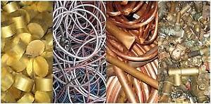 Buy & recycle scrap metals & electronics