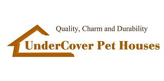 Undercover Cedar Pet Houses