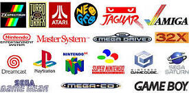 WANTED RETRO GAMES AND CONSOLES VINTAGE TOYS AND FIGURES- RECORDS MEGADRIVE DREAMCAST PLAYSTATIONN