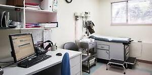 Espace pour clinique medicale a louer / Medical clinic for rent