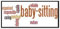 Babysitter/Tutoring