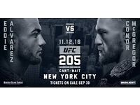 UFC 205 TICKETS FOR SALE
