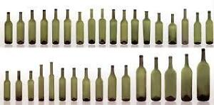 Wine Bottles - case of 12 - 750ml and 375ml Kitchener / Waterloo Kitchener Area image 1