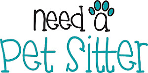 Going away? Need a Responsible/Reliable Pet Sitter?