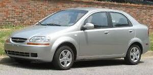 2006 Chevrolet Aveo LT - 4 Door Sedan