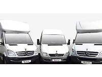 Man in a van - We Move Your Goods - Single items to Full House/Office moves